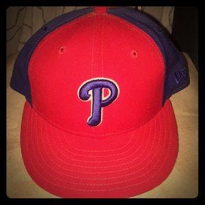 Vintage Rare New Era Philadelphia Baseball Hat